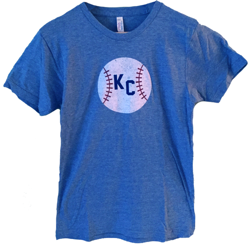 KC Baseball T-Shirt $20 – For Sale Now!