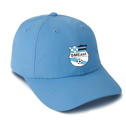SME Soccer Performance Baseball Hat – Columbia Blue – All Things ... 045422bb8dd