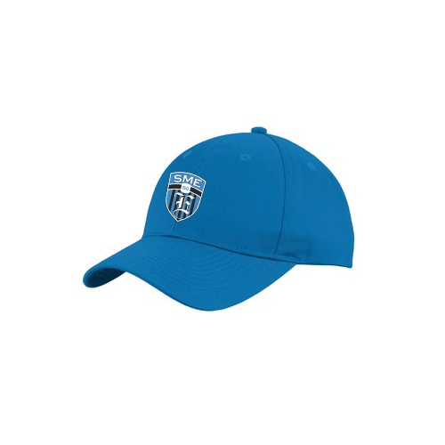 SME 60th Anniversary Imperial Brand Performance Baseball Cap – Columbia Blue c93d2fd3530