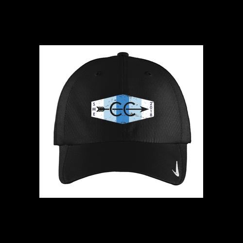 315ff30728937 SME XC Nike Performance Baseball Cap – Vintage Logo – Black – All ...
