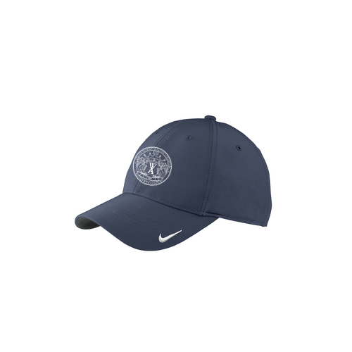 Whitefield Academy Nike Lightweight Performance Baseball Hat-Navy ... af4a106dae2