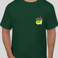 """07ba8302 BTP """"Masters"""" Comfort Colors Cotton Short Sleeve T-Shirt – Order By 4/27 @  Midnight – Shipping Included"""