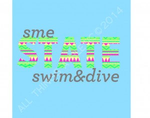 SMESwimDiveFiestaLogo